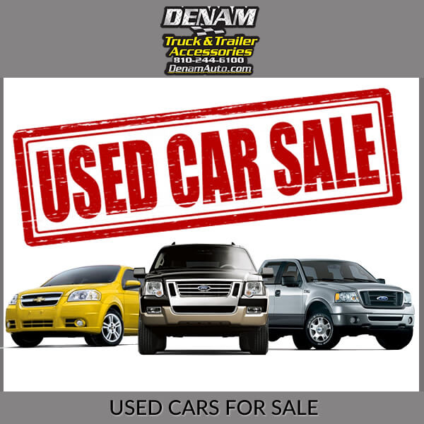 Denam Trailer Sales Truck Accessories Used Cars Trailer Repair - Used cars for sale