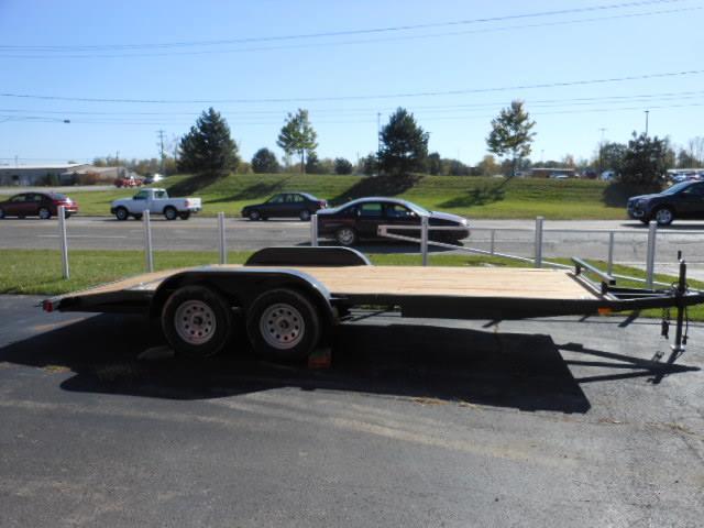 Used Enclosed Car Hauler Trailers For Sale In Michigan