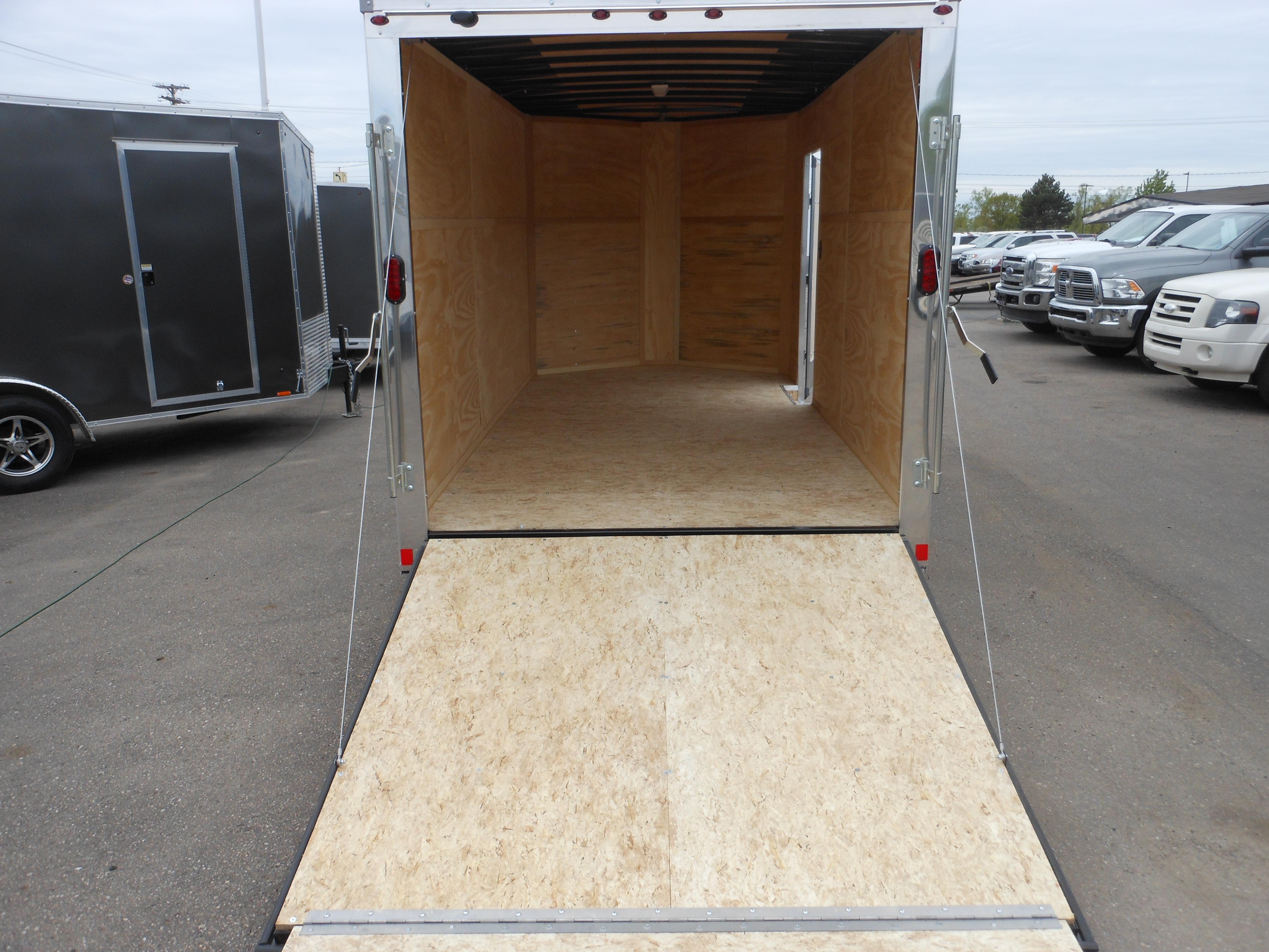 2020  7 X 14 Interstate-1 Contractor Grade Cargo Trailer full