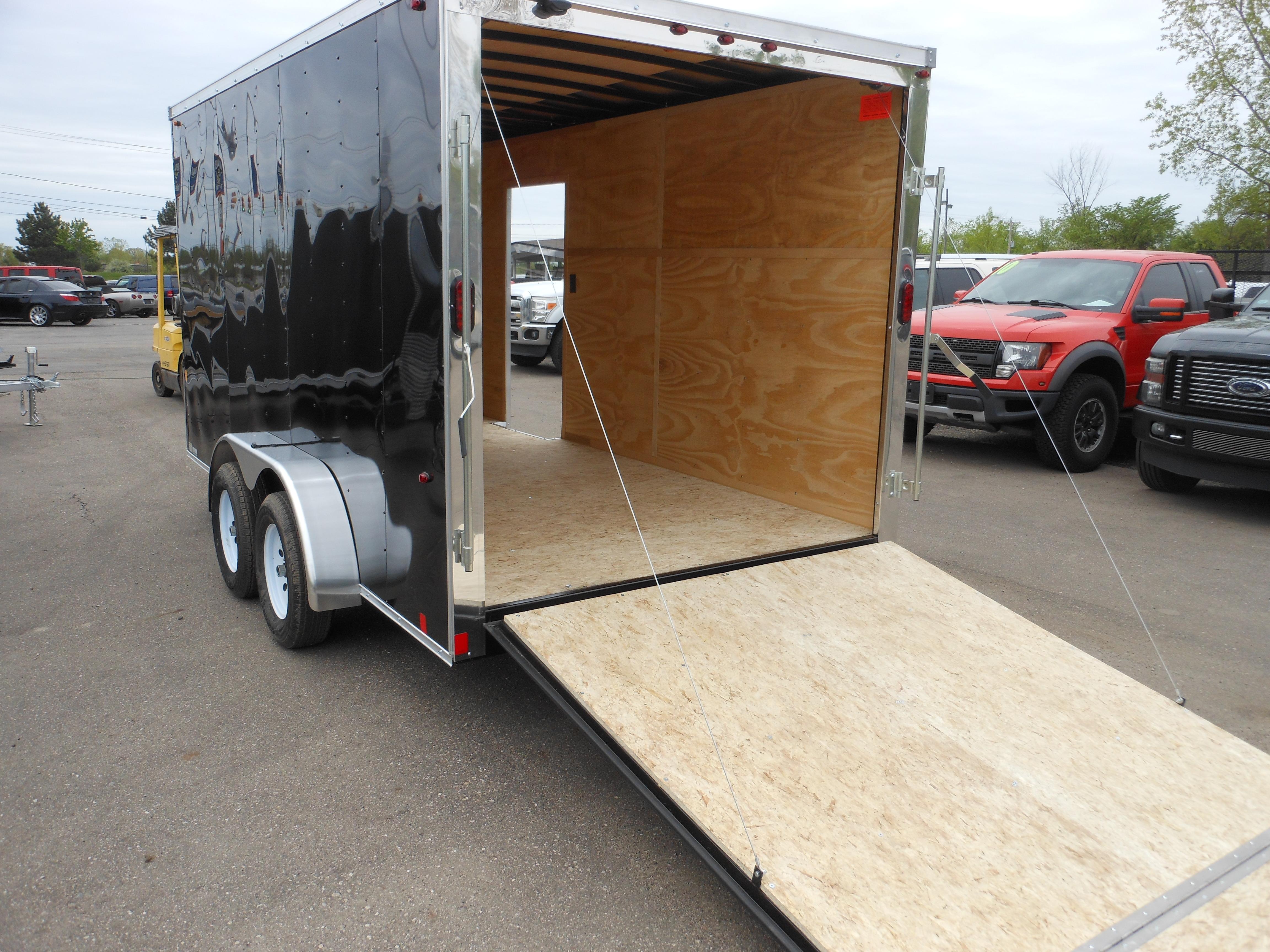 2019  7 X 14 Interstate-1 Contractor Grade Cargo Trailer full