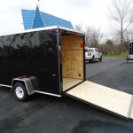2019 6 X 12 Interstate-1 Enclosed Trailer full