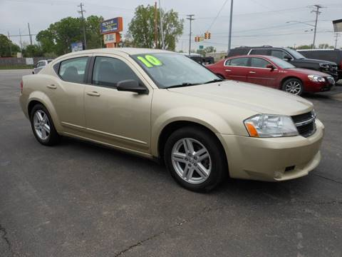 for sale 2010 dodge avenger r t denam auto trailer sales michigan. Black Bedroom Furniture Sets. Home Design Ideas