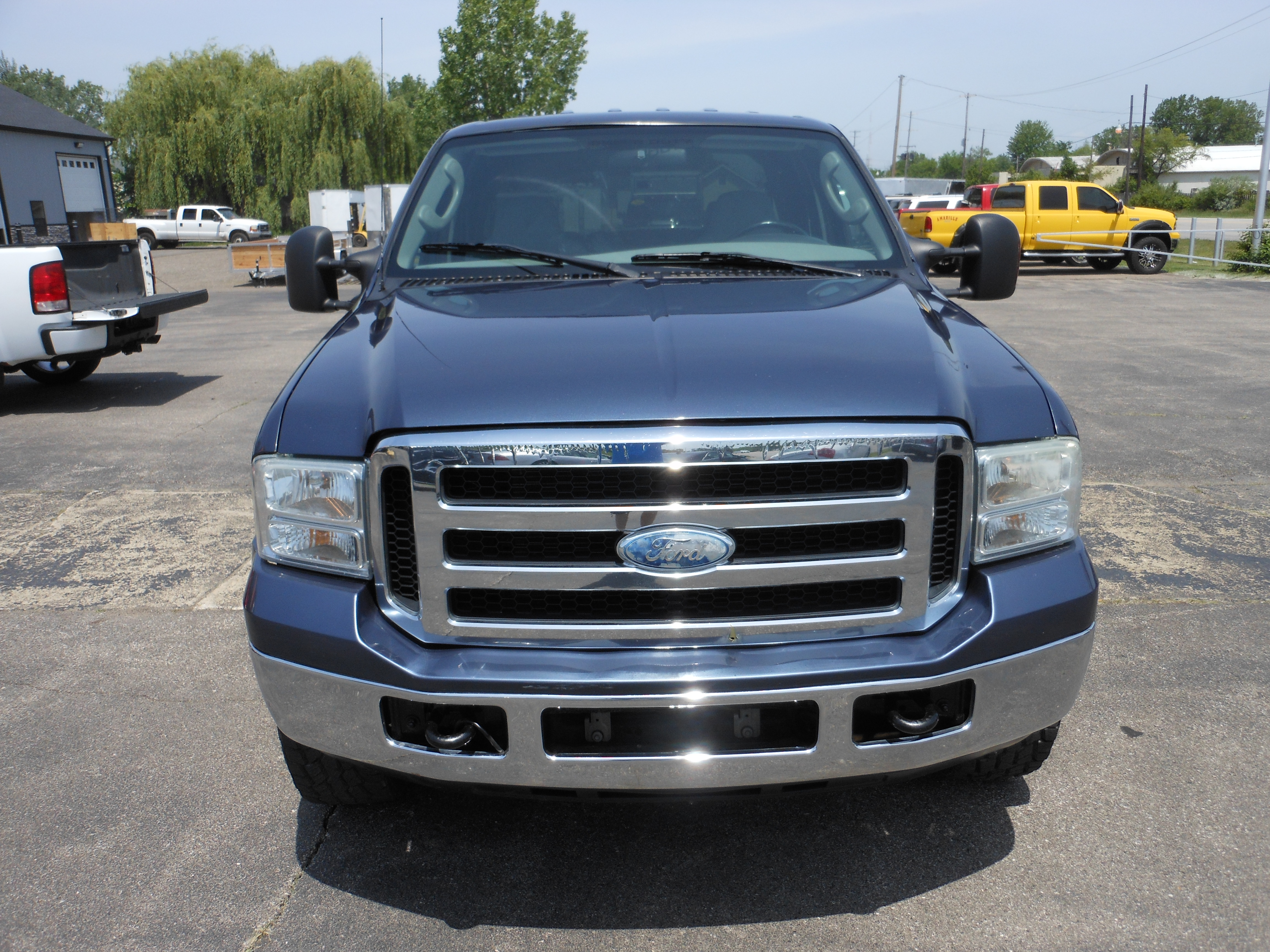 For Sale 2007 Ford F 250 Crew Cab 4x4 Diesel Denam Auto 1980 44 Factory Brake Controller Tow Package Power Windows Locks And Mirrors Am Fm Cd Bed Liner Running Boards
