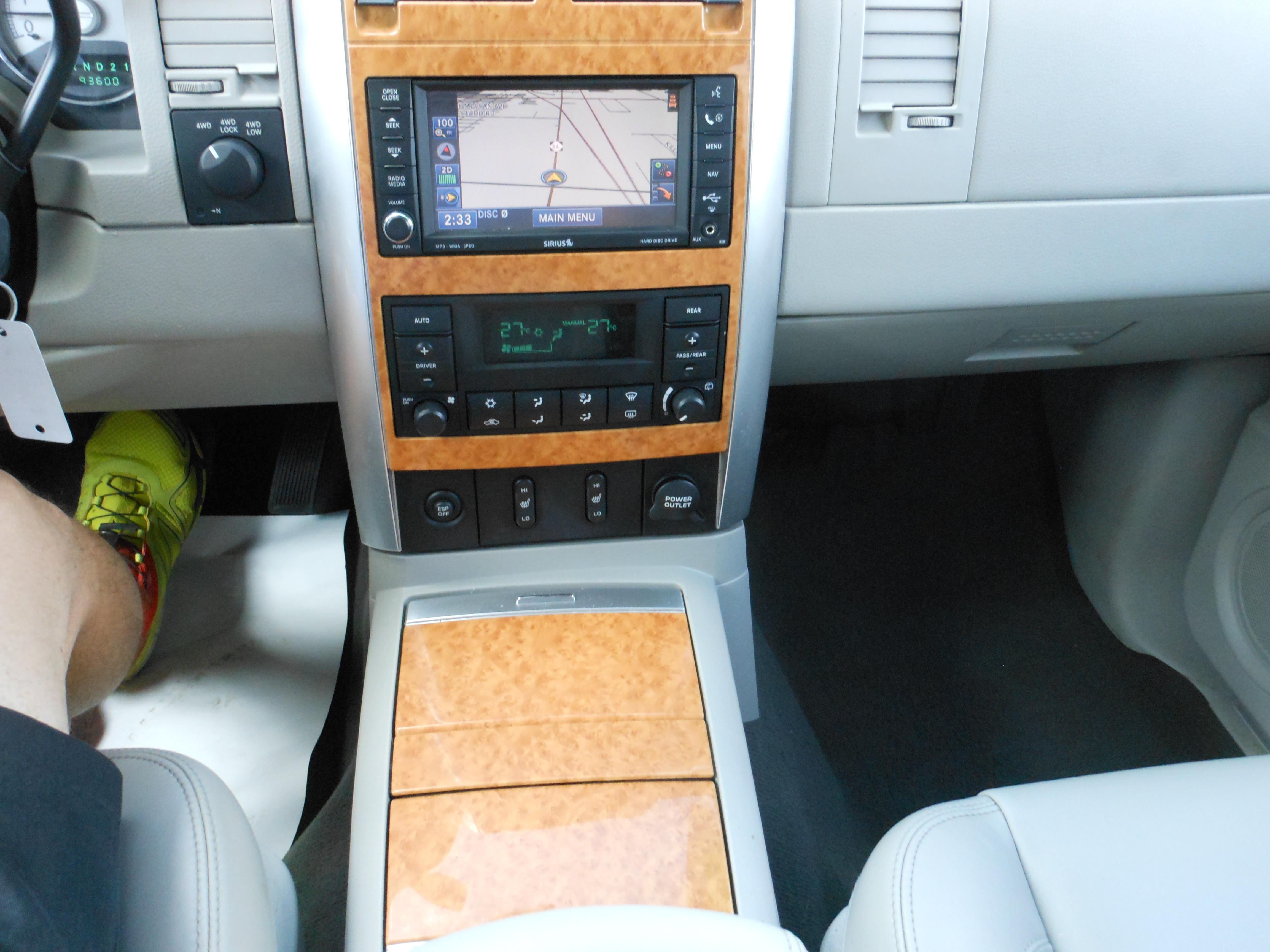For Sale 2008 Chrysler Aspen Limited 4wd
