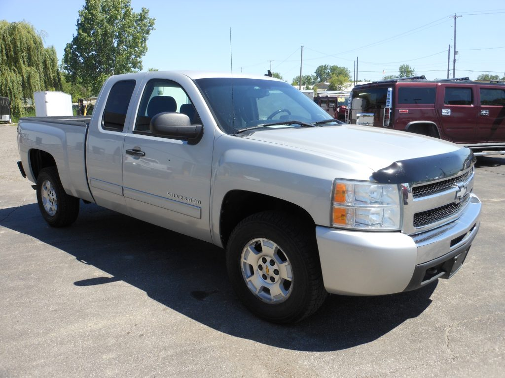 For Sale 2011 Chevy Silverado Lt Extended Cab