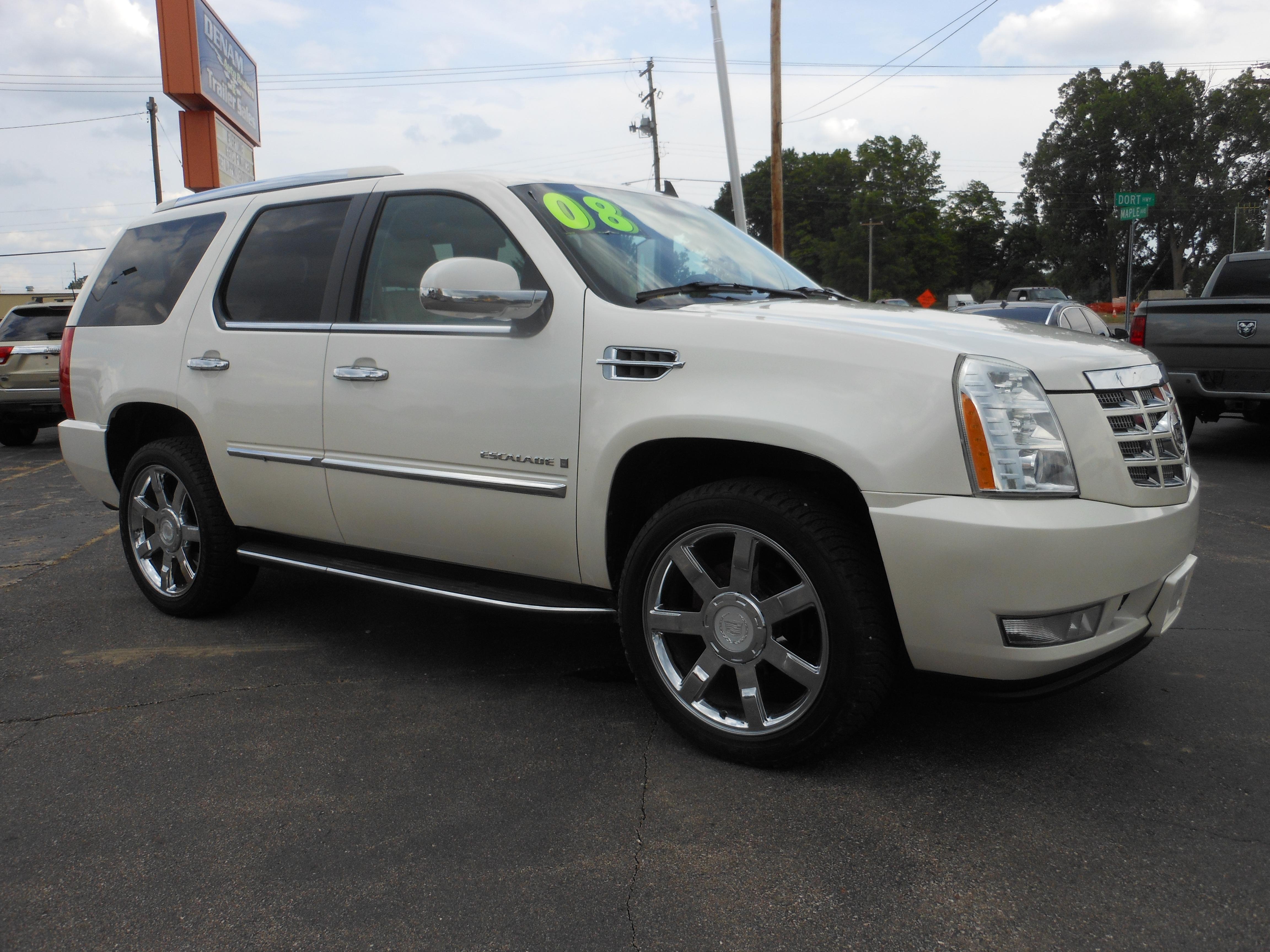 For Sale 2008 Cadillac Escalade Luxury Denam Auto