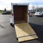 2020, 5 x 8 Enclosed Trailer full