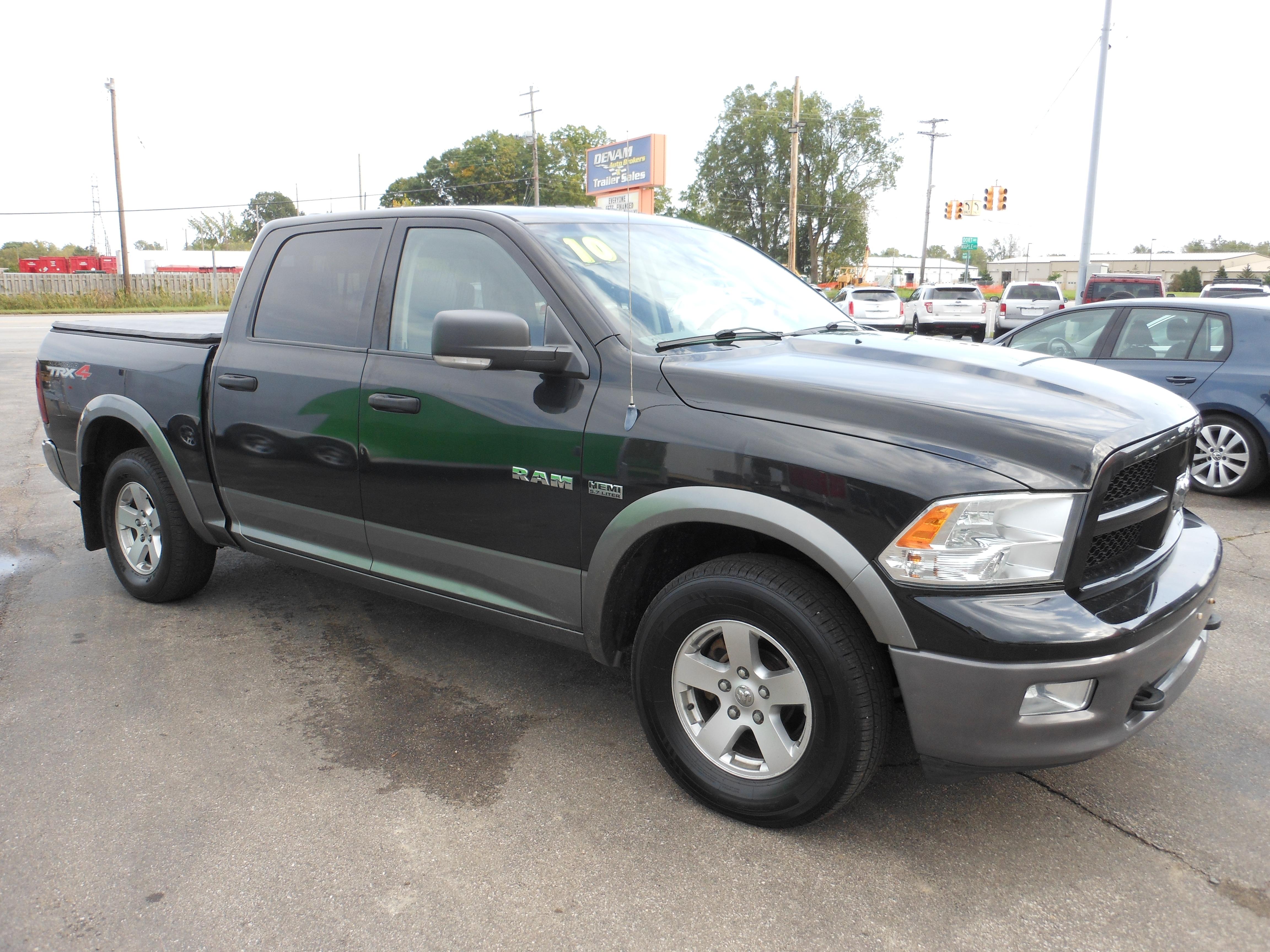 For Sale 2010 Dodge RAM 1500 TRX Off-Road Crew Cab - Denam ...