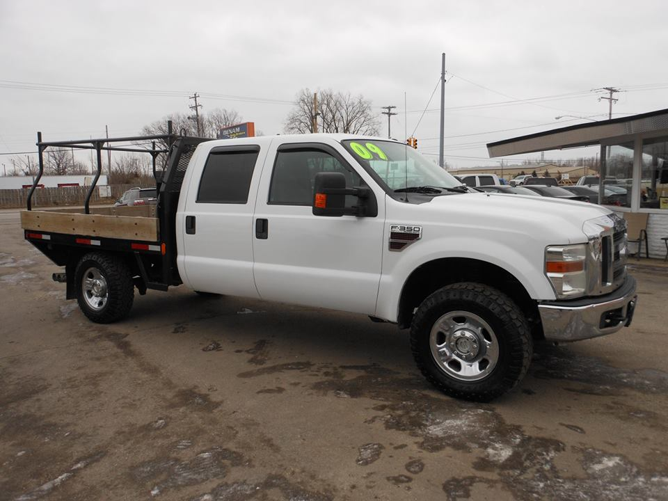 2009 ford f350 xlt specs