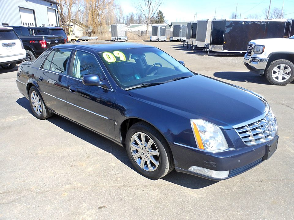 For Sale 2009 Cadillac DTS - Denam Auto & Trailer Sales ...