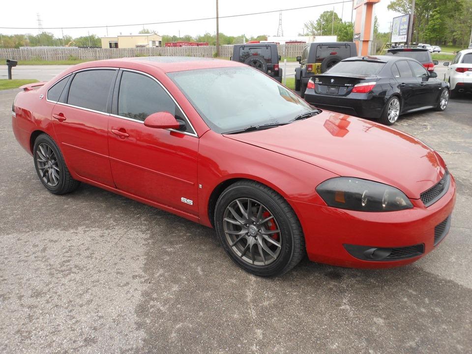 2007 Chevy Impala For Sale >> For Sale 2007 Chevy Impala Ss Denam Auto Trailer Sales