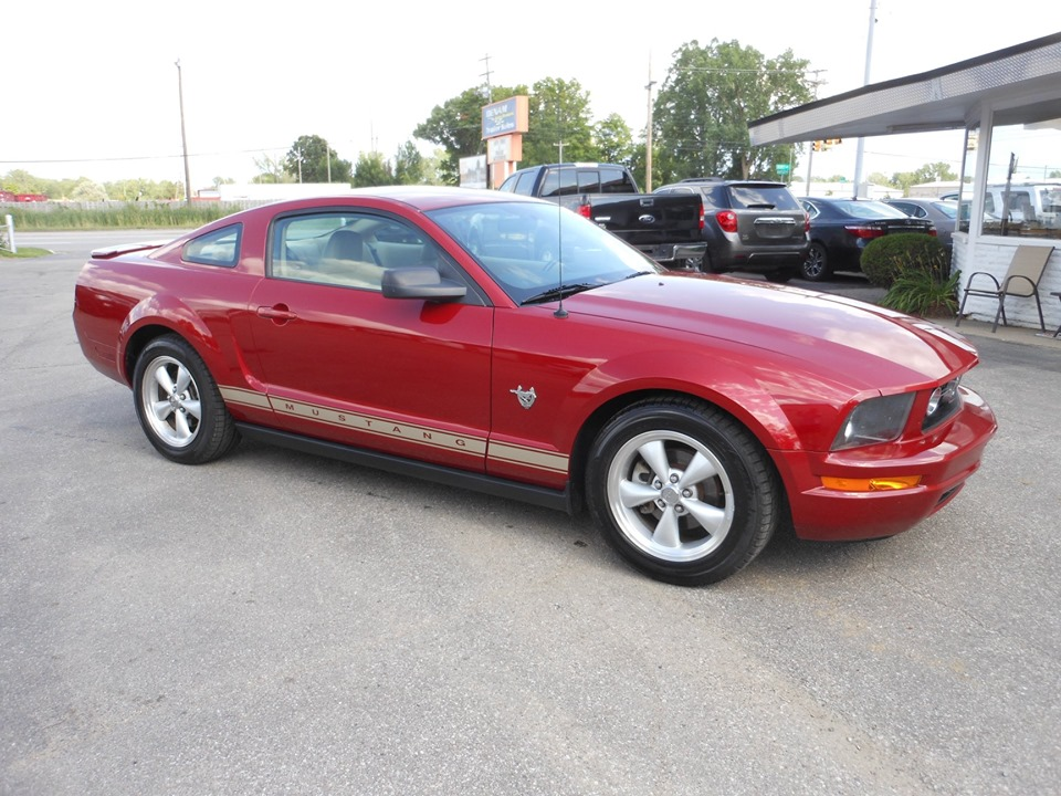 For Sale 2009 Ford Mustang 45th Anniversary - Denam Auto