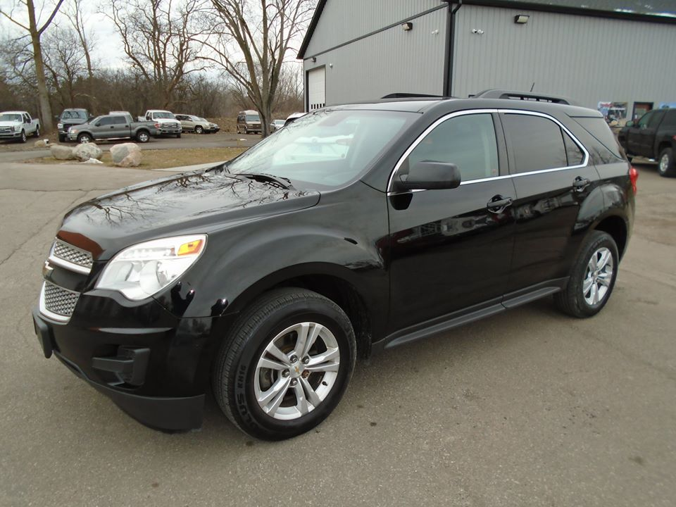 For Sale 15 Chevy Equinox LT - Denam Auto & Trailer Sales ...